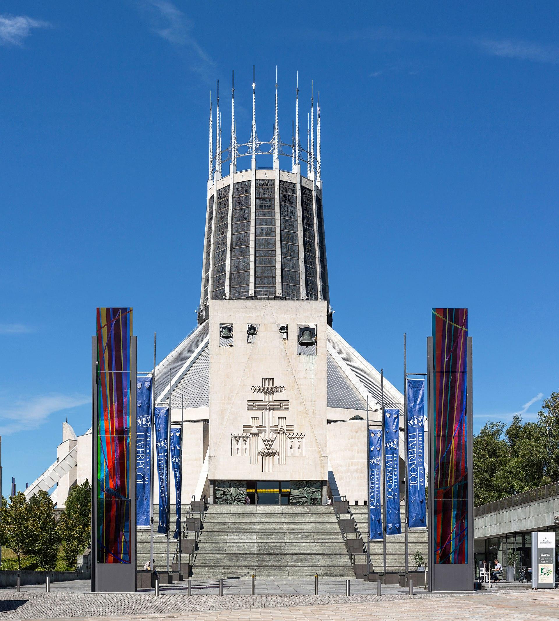 Liverpool Metropolitan Cathedral Wikipedia
