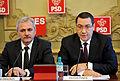 Liviu Dragnea si Victor Ponta la reuniunea BPN - 02.12.2013 (11173052496).jpg