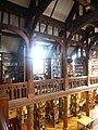 Llyfrgell Sant Deiniol and Gladstone's Library Hawarden Penarlâg 32.JPG