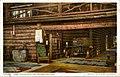 Lobby, Old Faithful Inn, Yellowstone Park (NBY 432453).jpg