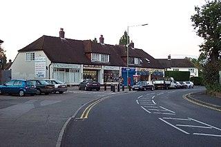 Westfield, Woking, Surrey Human settlement in England