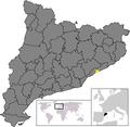 Location of Caldes Estrac.png