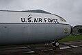 Lockheed C-141C Starlifter Hanoi Taxi RFront AirPark NMUSAF 26Sep09 (14597766374).jpg