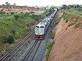 Locomotiva de comboio que passava sentido Boa Vista na Variante Boa Vista-Guaianã km 182-183 em Itu - panoramio (1).jpg