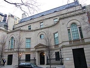 Spence School - William Goadby Loew House