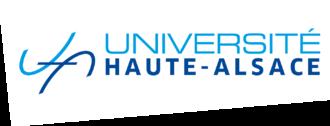 University of Upper Alsace - Image: Logo Université de Haute Alsace UHA