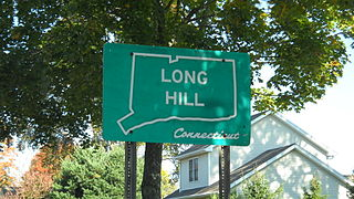 Long Hill, Trumbull, Connecticut human settlement in United States of America