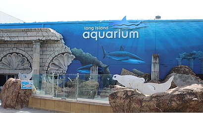 How to get to Long Island Aquarium with public transit - About the place
