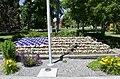 Looking N at Veterans Memorial Park - Montana State University - 2013-07-09.jpg