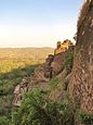 Looking down on Ranthambore Fort.jpg