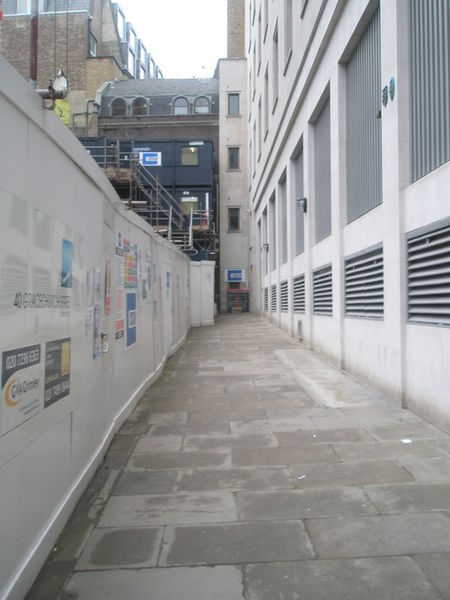 File:Looking westwards along Lombard Court - geograph.org.uk - 1257851.jpg