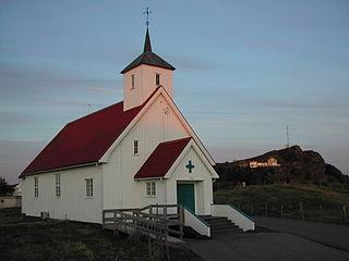 Lovund Church Church in Nordland, Norway
