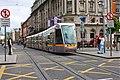 Luas Tram crosses O'Connell Street, DUBLIN - panoramio.jpg