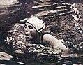 Lucy Morton, championne olympique du 200 mètres brasse aux JO de 1924.jpg