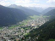 Luftbild Davos2