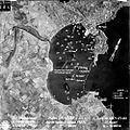 Luftwaffe xGermaniax - Siracusax Porto Grandex 10 agosto 1943. Foto con identificazione dei bersagli.jpg
