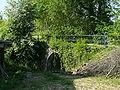 Lumbres - Pont à voie métrique sur le Bléquin vers Calais.JPG