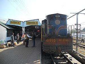 Lumding Junction railway station - Wikipedia