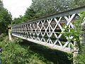 Lumières Ancien pont de chemin de fer reliant Apt à Cavaillon.JPG