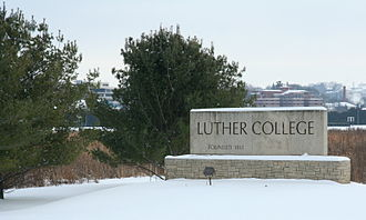Luther College (Iowa) - Luther College campus