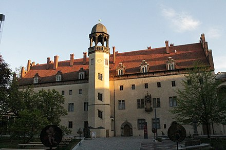 Luther's accommodation in Wittenberg