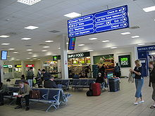 Gibraltar International Airport  Wikipedia