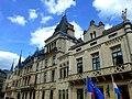 Luxemburg - Das großherzogliche Palais - Palais Grand-Ducal - panoramio.jpg