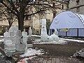 Lviv - Bernardyny - Bernarden garden.jpg