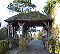 Lych gate, St Peters, Limpsfield, Surrey - geograph.org.uk - 1134413.jpg