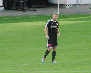 Karl Mööl Estonian footballer
