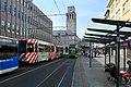 Mülheim adR - Friedrich-Ebert-Straße + Rathaus 05 ies.jpg