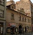 Měšťanský dům U zlaté lodi (Nové Město), Praha 1, Zlatnická 7, Nové Město.JPG