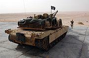M1-A1 Abrams Heck