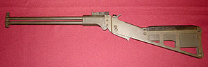 Combination gun - M6 Aircrew Survival Weapon