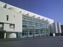 Il MACBA a Barcellona