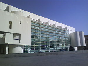 Barcelona Museum of Contemporary Art - Barcelona Museum of Contemporary Art