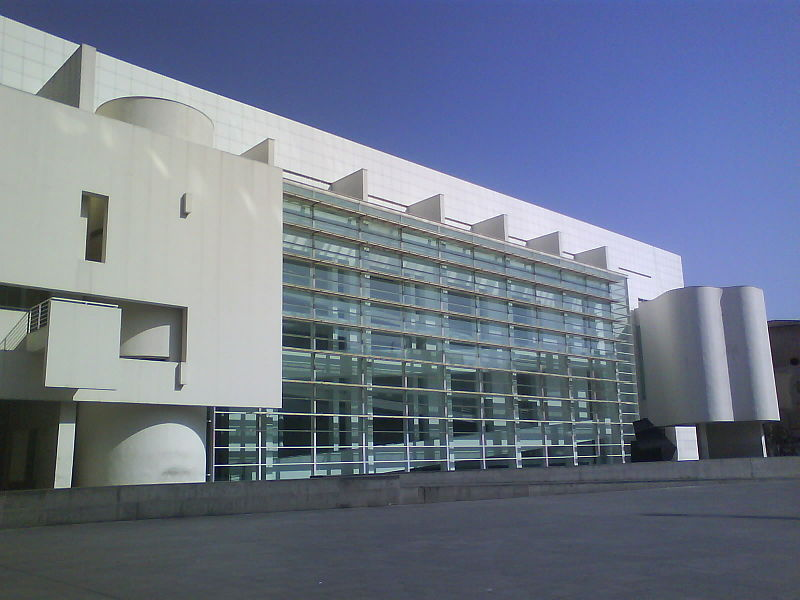 MACBA Barcelona: Museo de Arte Contemporáneo