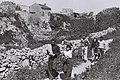 MEMBERS OF KIBBUTZ SDOT YAM ON THEIR WAY TO THE SEA SHORE AT CAESAREA. חברי קיבוץ שדות ים בדרכם לחוף הים בקיסריה.D833-097.jpg