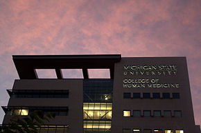 Michigan State University College of Human Medicine - Wikipedia
