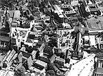 Maastricht, luchtopname Kommelkwartier, 1963.jpg