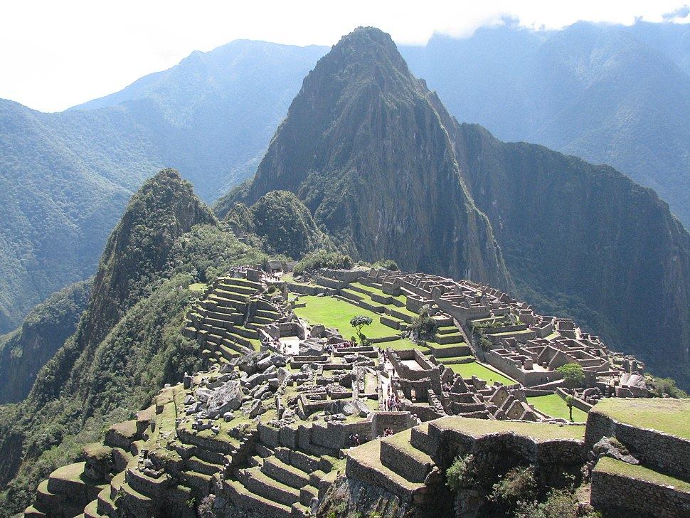 Machu Picchu 100th Anniversary
