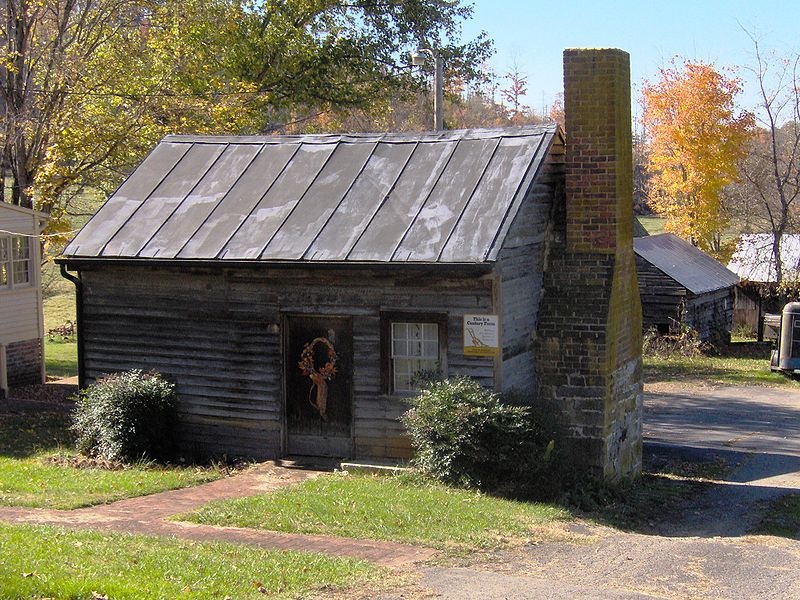 http://upload.wikimedia.org/wikipedia/commons/thumb/1/10/Maden-hall-slave-cabin-tn1.jpg/800px-Maden-hall-slave-cabin-tn1.jpg