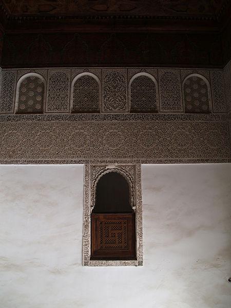 File:Madrasa ben Yusuf Marrakech 06.jpg