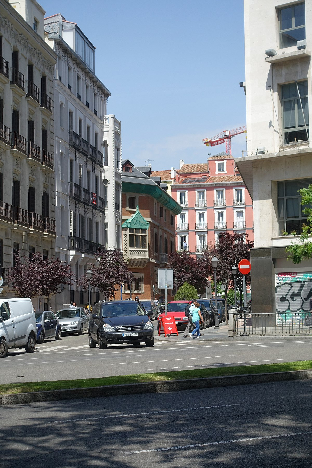 calle de pedro mu oz seca wikipedia la enciclopedia libre