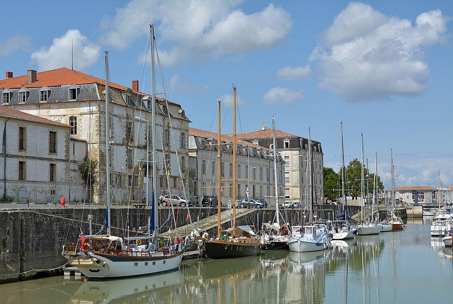 Magasin aux vivres in Rochefort, Charente-Maritime, France