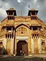 Main Entrance of Akbar's Fort.jpg