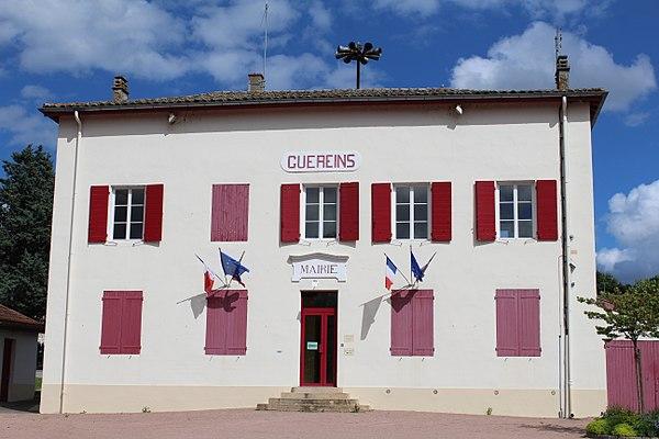 Photo de la ville Guéreins