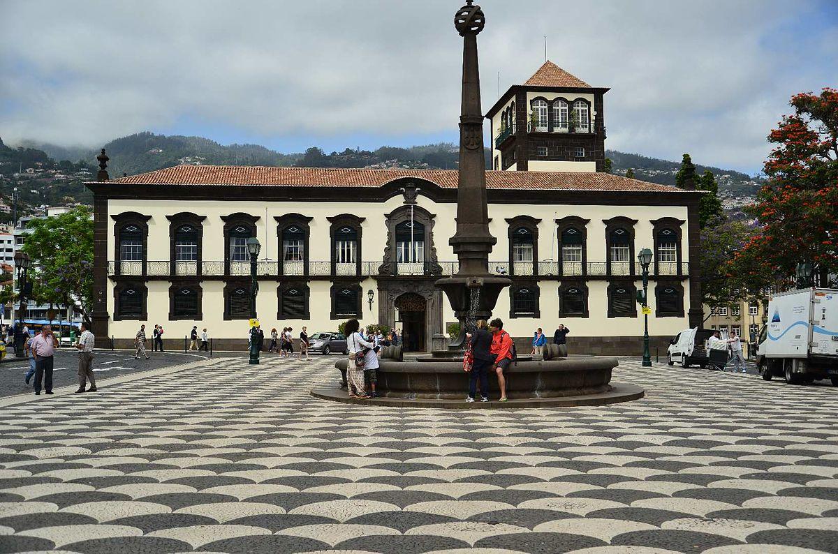 Funchal wikip dia - Port autonome du centre et de l ouest ...
