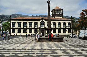Mairie de la ville de Funchal.