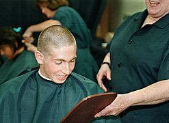 Buzz cut - Wikipedia